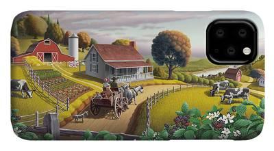 Amish iPhone Cases