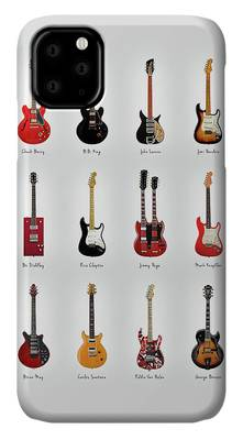 Designs Similar to Guitar Icons No1 by Mark Rogan