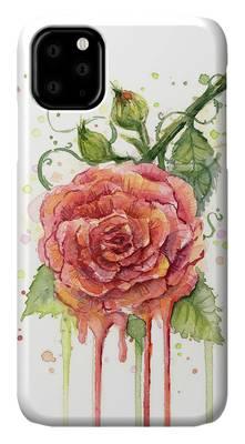 Budding Bloom iphone case