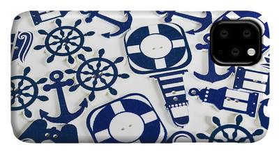 Seafaring iPhone Cases