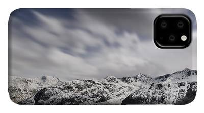 Road to Glencoe iphone 11 case