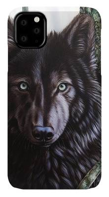 Designs Similar to Black Wolf by Sandi Baker