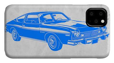 American Muscle Car iPhone Cases