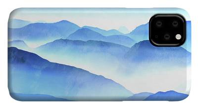 Mountain iPhone Cases