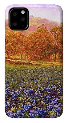 In Canada Paintings iPhone Cases