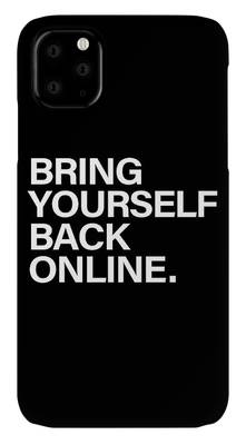 Yourself iPhone Cases