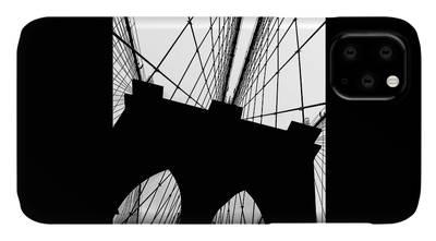 New York City Skyline iPhone Cases