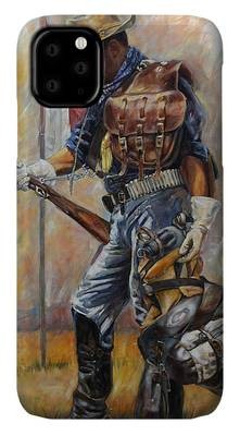 Soldier iPhone Cases