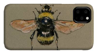 Bumble Bee iPhone Cases