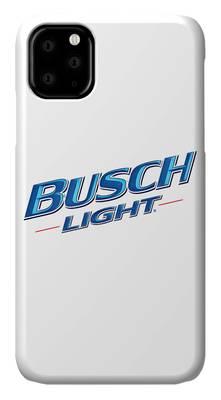 Busch Beer Light Bud Anheuser iphone case