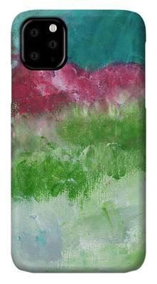 Brushstrokes iPhone Cases