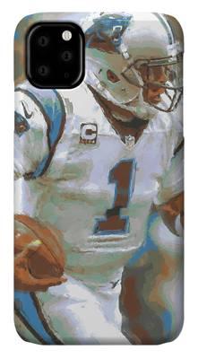 Cam Newton Dab Art 2 2 iphone case