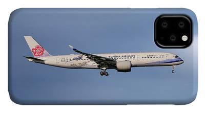 Airbus A350 iPhone Cases
