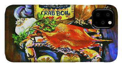 Designs Similar to Crab Fixin's by Dianne Parks