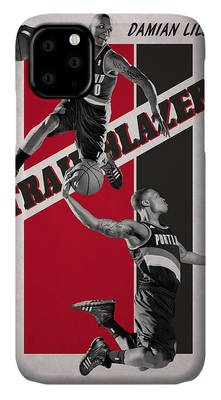 Portland Trail Blazers iPhone Cases
