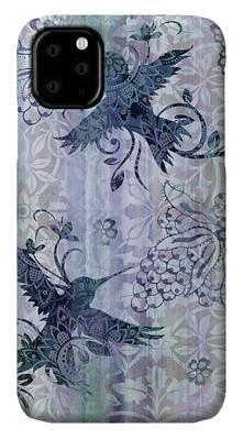 Designs Similar to Deco Hummingbird Blue