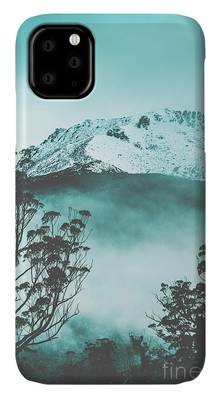 Negative Space iPhone Cases