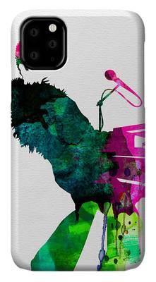 Elton John Rock Music iPhone Cases