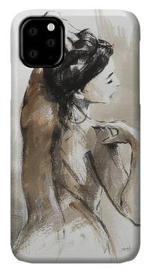 Exotic Woman iPhone Cases