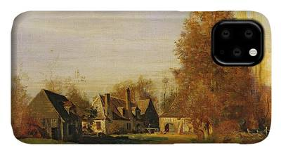 Campagne Paintings iPhone Cases
