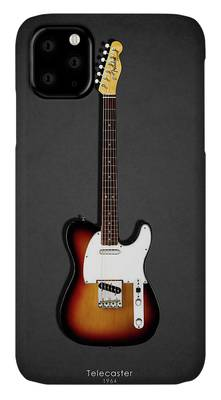 Fender Guitar iPhone 11 Cases