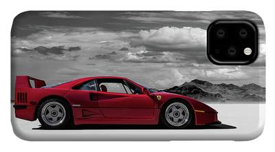 Ferrari iPhone Cases