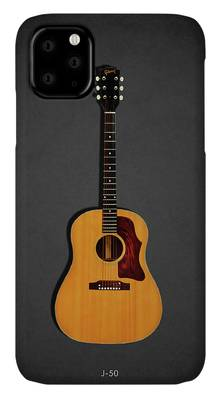 Acoustic Guitar iPhone Cases