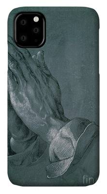 Albrecht Drawings iPhone Cases