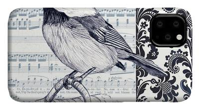 Song Birds iPhone Cases