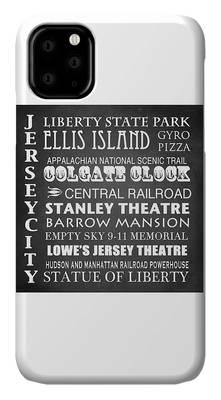 Designs Similar to Jersey City Famous Landmarks