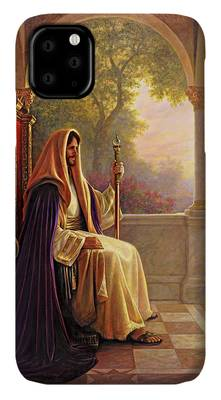 Royalty Paintings iPhone Cases
