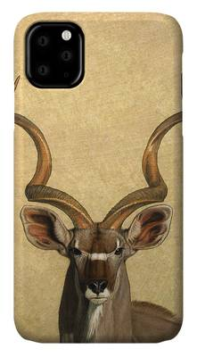 Horn iPhone Cases
