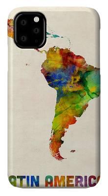 Latin America iPhone Cases