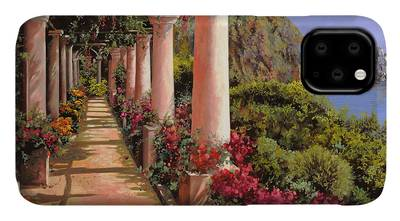 Column Paintings iPhone Cases