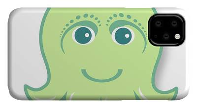Octopus iPhone Cases