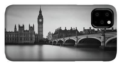 Parliament iPhone Cases