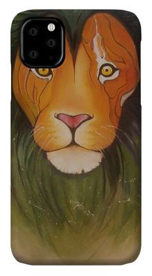 Animals Paintings iPhone Cases
