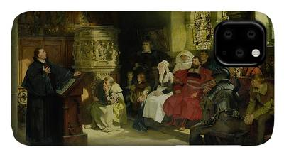 THE GERMAN PEASANT WAR PROTESTANT REFORMATION PAINTING REAL CANVASART PRINT
