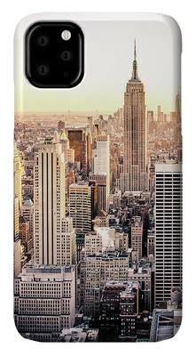 Large City iPhone Cases