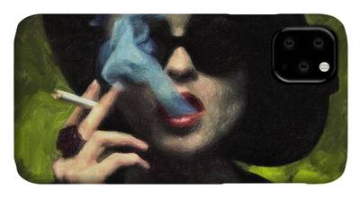 Chuck Palahniuk iPhone Cases