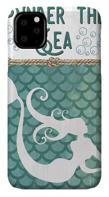 Mermaid Tail iPhone Cases