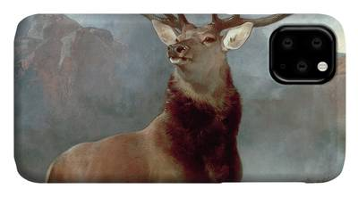 Monarch iPhone Cases
