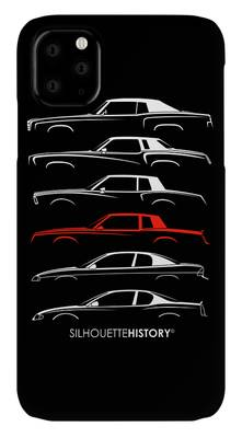 Muscle Cars iPhone Cases