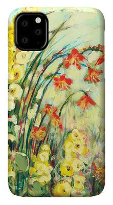 Secret Garden iPhone Cases