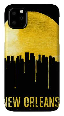 Designs Similar to New Orleans Skyline Yellow
