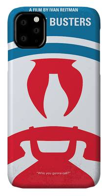 Ghostbuster iPhone Cases
