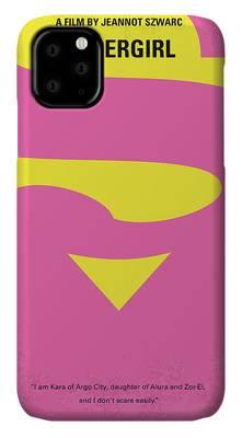 Supergirl iPhone Cases