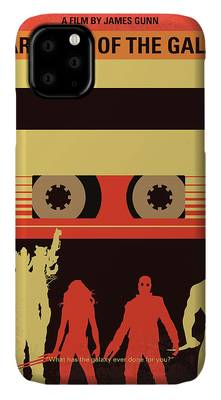 Guardians Of The Galaxy iPhone Cases