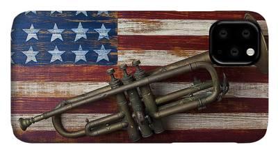 Art Trumpet iPhone Cases