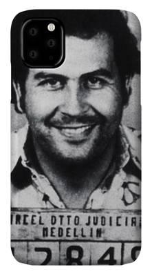 Pablo Escobar iPhone Cases